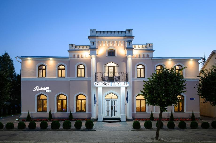 Saatele Happy Hour lisab sära ja särtsu Võrus tegutsev Georgi Hotell!